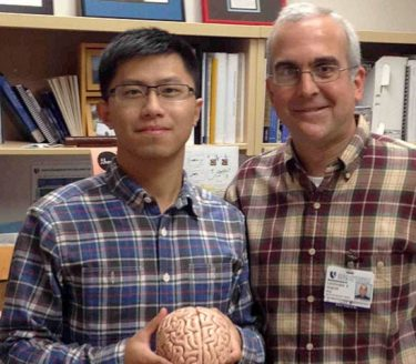 The inspired student from china from the medical neuroscience learning community (read story)